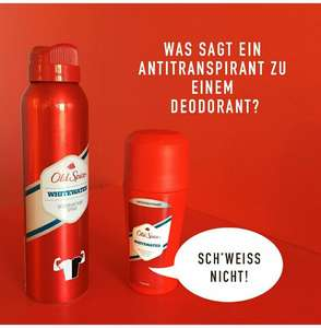 Old spice Deo (Aftershaves hawkridge und swagger 3,33€)