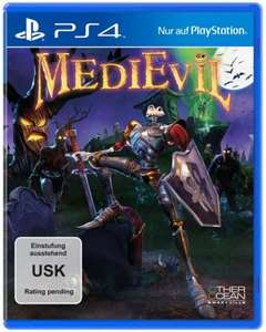 [PSN] Medievil PS4