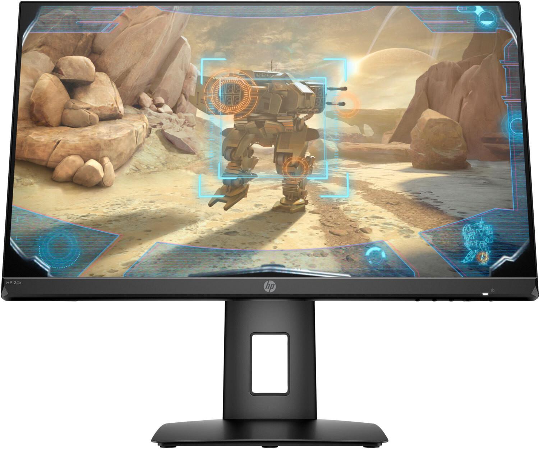 HP 24x Full HD Gaming Monitor 61cm 144 Hz AMD FreeSync 1ms Höhenverstellung HDMI für 152,99€ inkl. Versandkosten