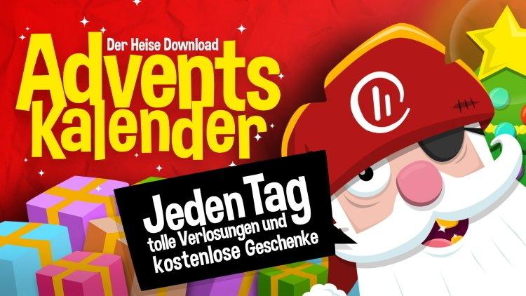 heise Adventskalender Türchen 7: Anti-Spy & DearMob iPhone Manager   Verlosung: 5x Audials One 2020