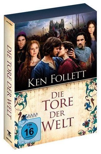 [Lokal] DVD Box Die Tore der Welt im expert Medialand Marburg für 15,99 Euro