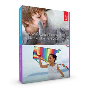 [Cyberport-Store] Adobe Photoshop & Premiere Elements 2020 Box