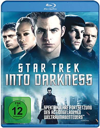 Star Trek: Into Darkness (Blu-ray) für 5€ (Amazon Prime & Saturn)