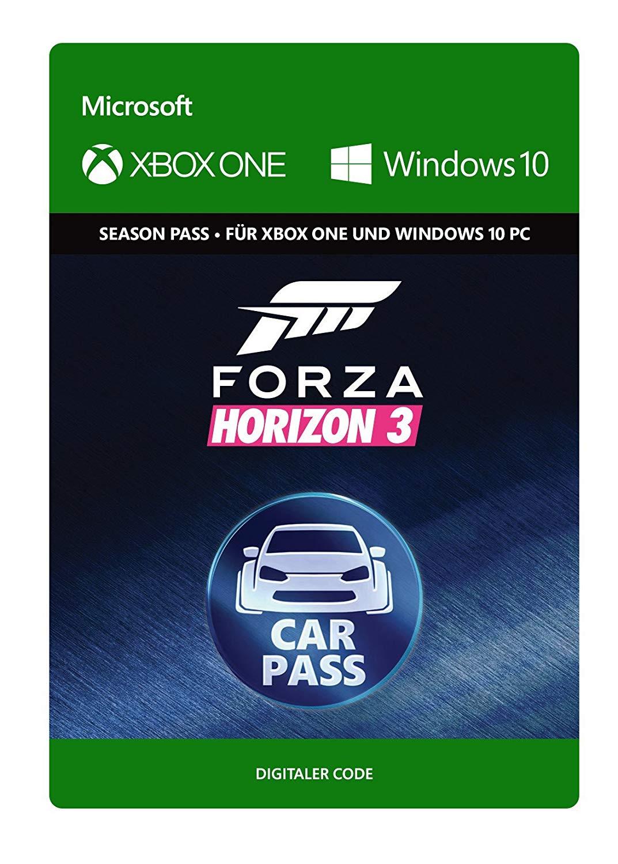 Forza Horizon 3: Autopass DLC (Xbox One/PC Play Anywhere) für 7,49€ (Xbox Store Live Gold)