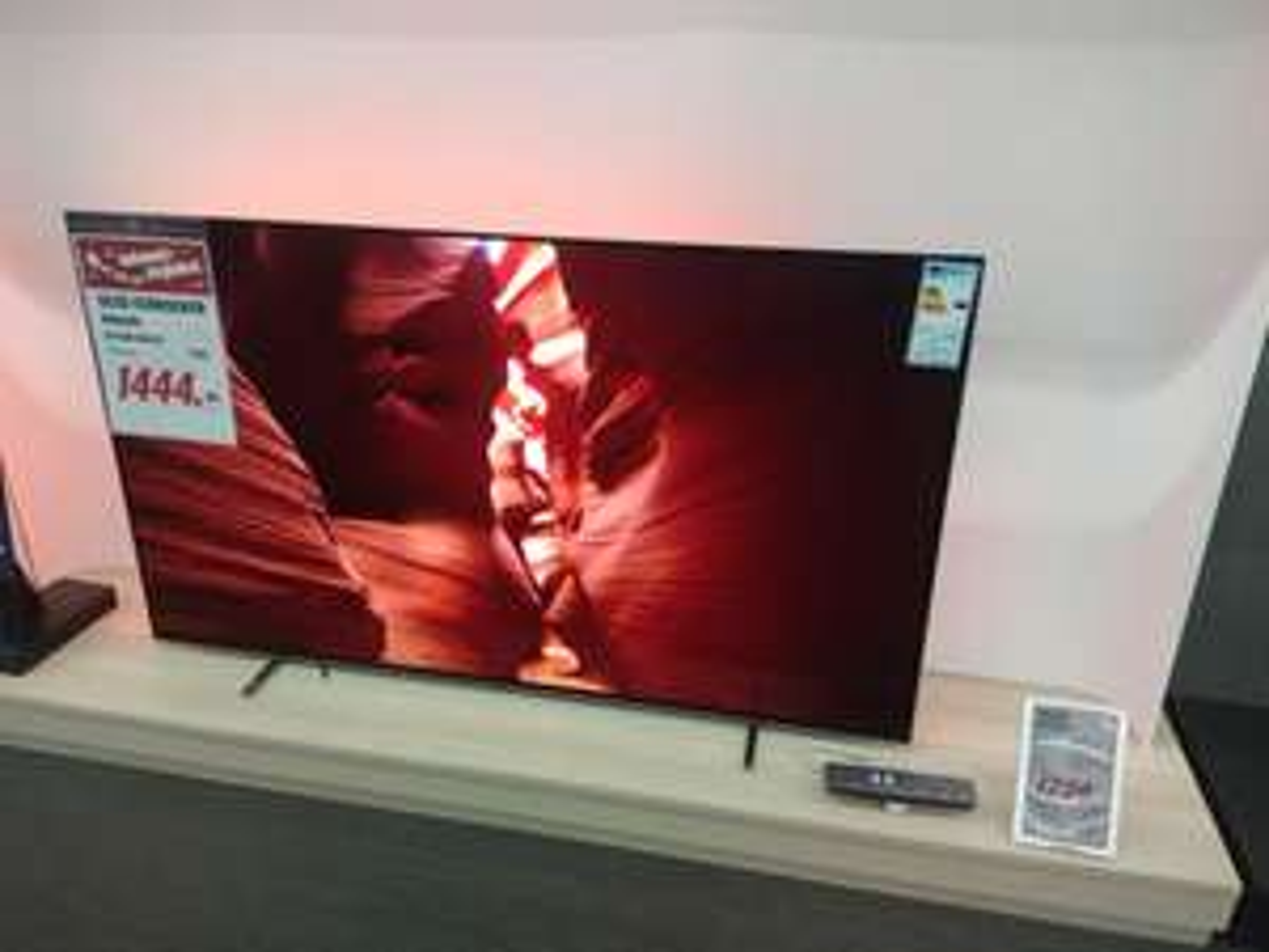 Philips 55 OLED 804/12 für €1444,00 im MM Tegel (Lokal: Berlin)