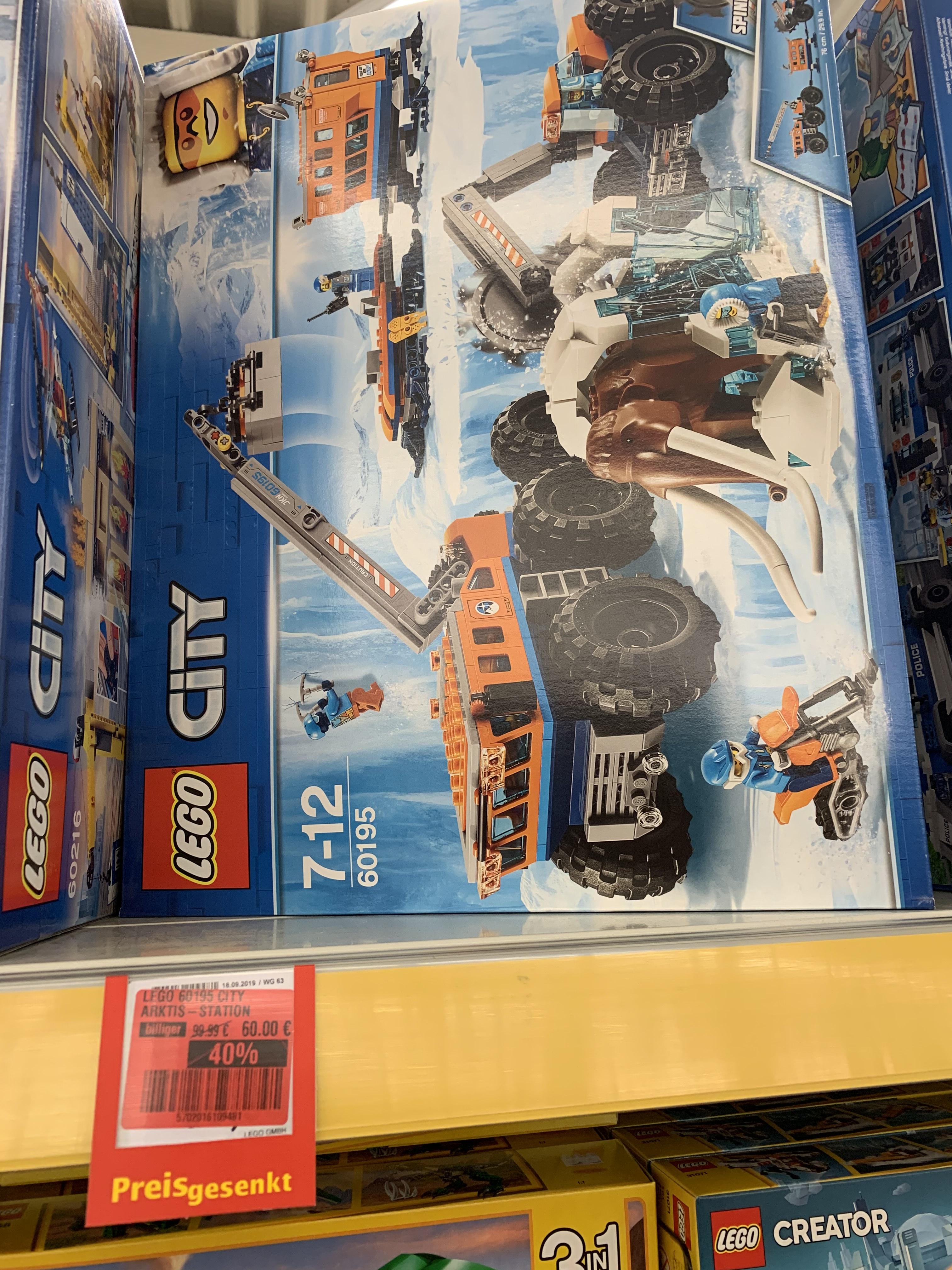 Lokaler Deal Bielefeld Marktkauf Lego 60195