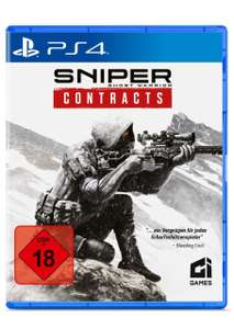 PlayStation 4 Sniper Ghost Warriors Contracts für 33,49€