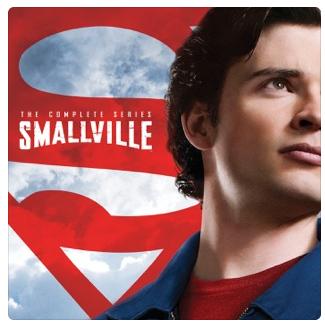[Itunes US] Smallville - Die komplette Serie - digitale Full HD TV Show - nur OV
