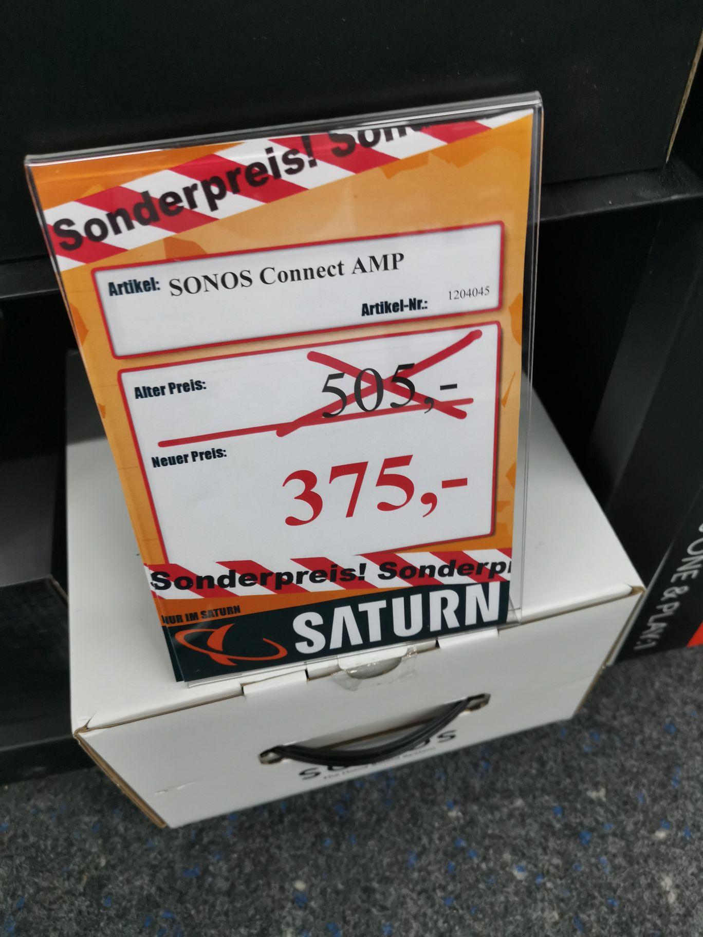 Sonos Connect Amp Lokal im Saturn Tübingen