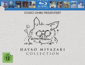 Hayao Miyazaki Collection (Blu-ray) [Amazon.de]