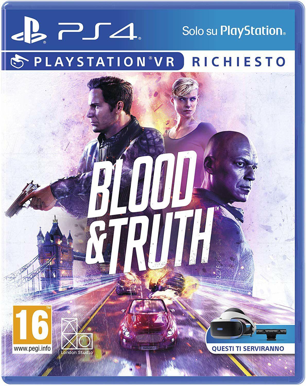 Blood & Truth (PS4-VR) für 13.82€ (Amazon.it)