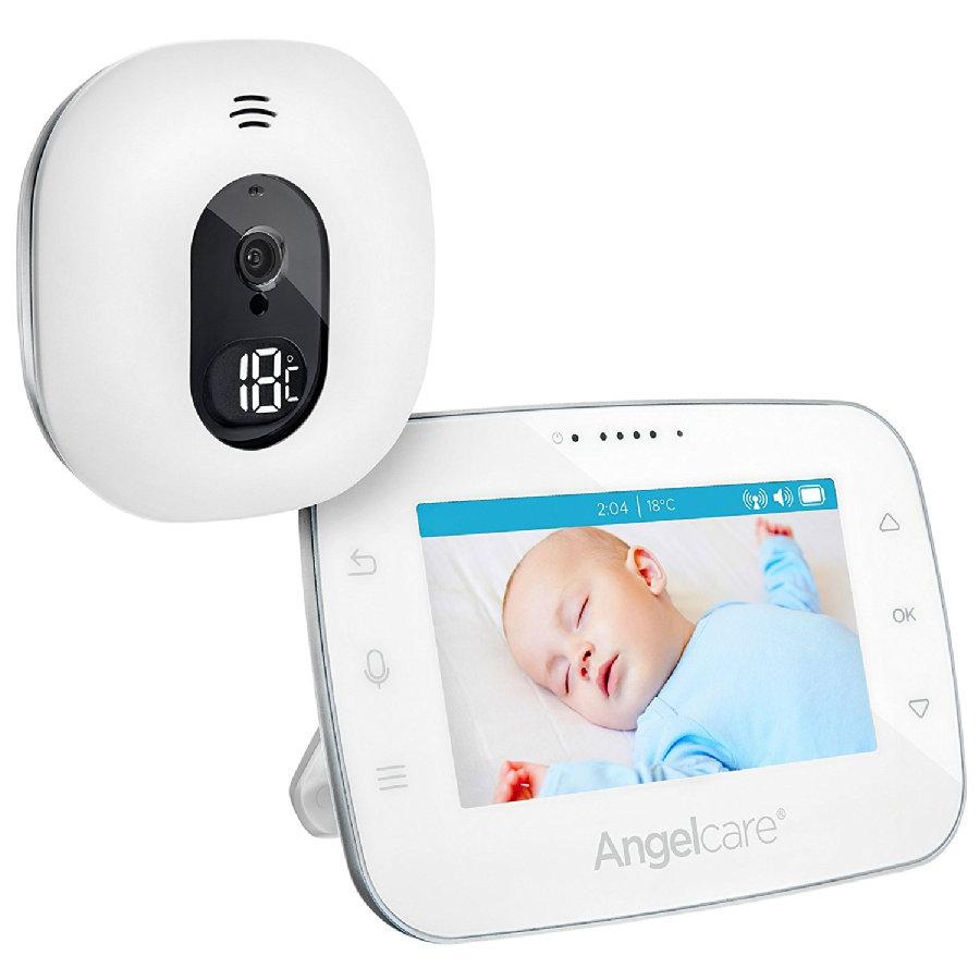 """[Babymarkt] Angelcare® Babyphone AC310-D mit Video - Überwachung, 4.3""""LCD-Display"""