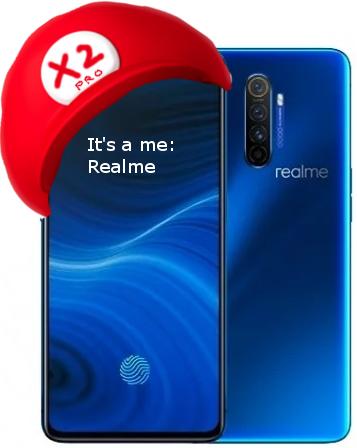 "[cect-shop] Realme X2 Pro ab 357,83 (exkl EUst) (6,5"" FHD+ AMOLED, SD855+, NFC, Klinke, Dual SIM, 4000mAh, AnTuTu 472k)"