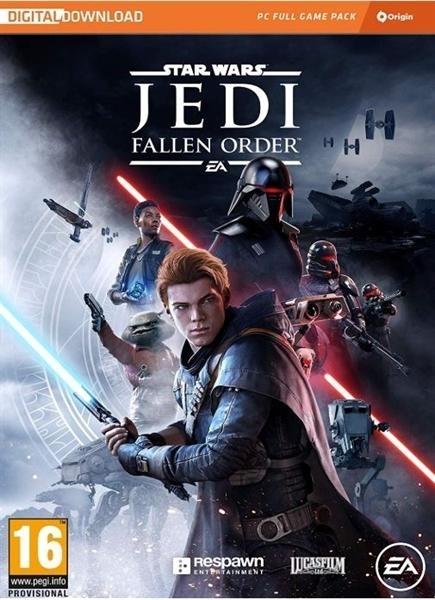 Star Wars Jedi Fallen Order D1 Edition [PC]