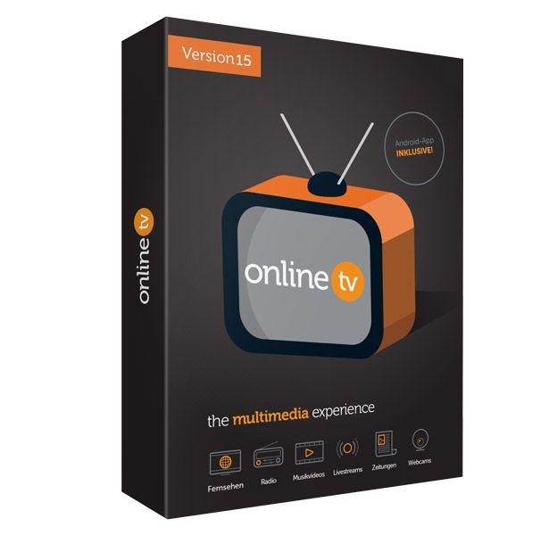 onlineTV 15 - Vollversion GRATIS