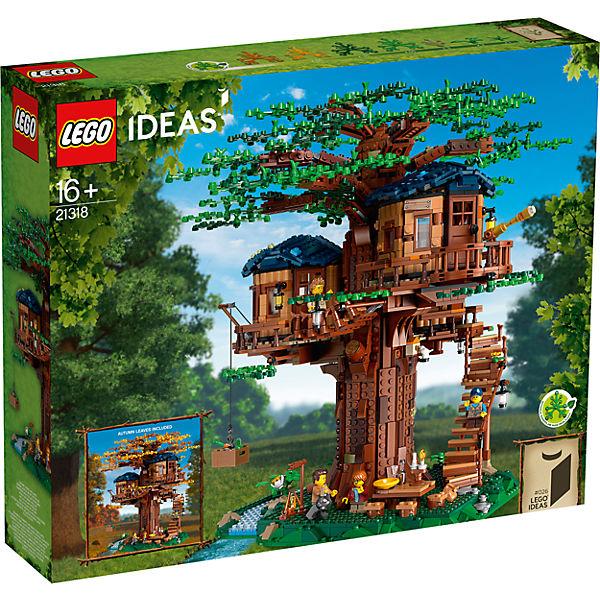 Lego Ideas Baumhaus 21318 für 146,94(Paydirekt)