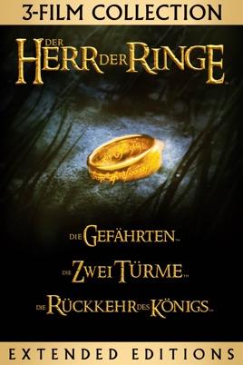 [iTunes] Der Herr der Ringe: Extended Editions Trilogie (15% sparen durch extra Guthaben)