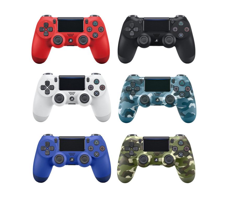 [alternate+paydirekt] Playstation 4 DualShock Controller V2 in rot, weiß, schwarz, blau + 3x Grillanzünder für 41,96€ / tarnfarben =40,97€