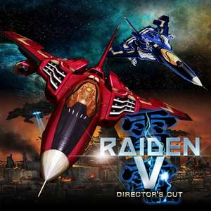 Raiden V: Director's Cut (Switch) für 17,99€ oder für 16,85€ PL (eShop)