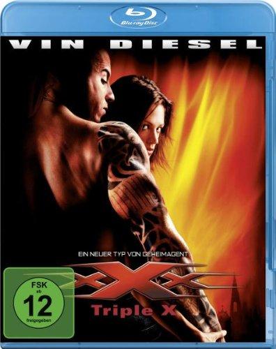 xXx - Triple X (Blu-ray) für 5€ (Amazon Prime & Saturn)