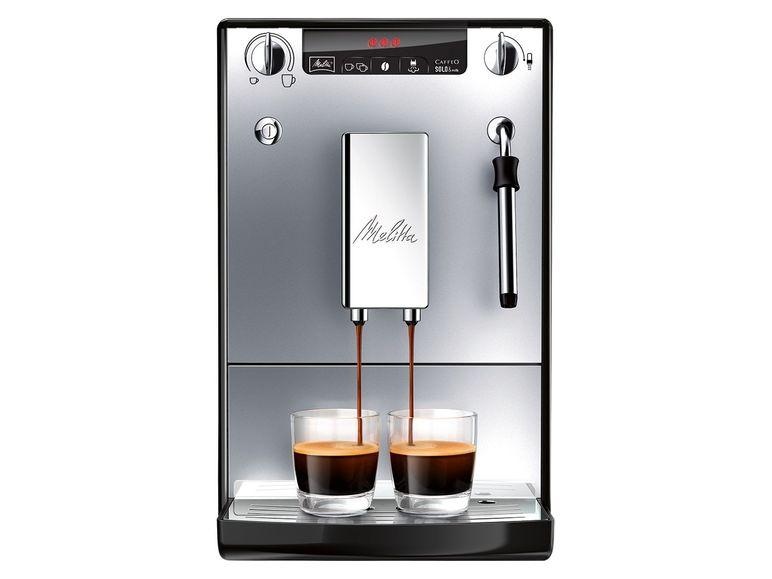 [Lidl regional ab 16.12.] Melitta Kaffeevollautomat »CAFFEO Solo & Milk«