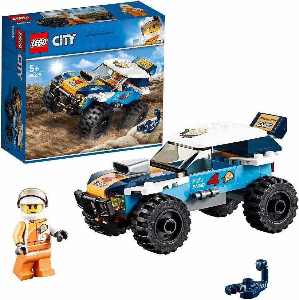 LEGO City - Wüsten-Rennwagen (60218) für 6.88€ (Amazon Prime)