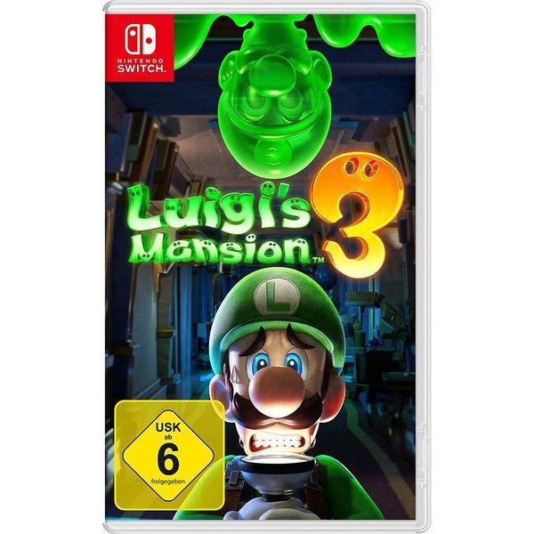 Personalisiert: Luigi's Mansion 3 für die Switch für 41,90 Euro über check24