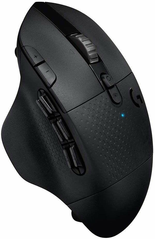 Logitech G604 Lightspeed Wireless Gaming Maus (Amazon UK)