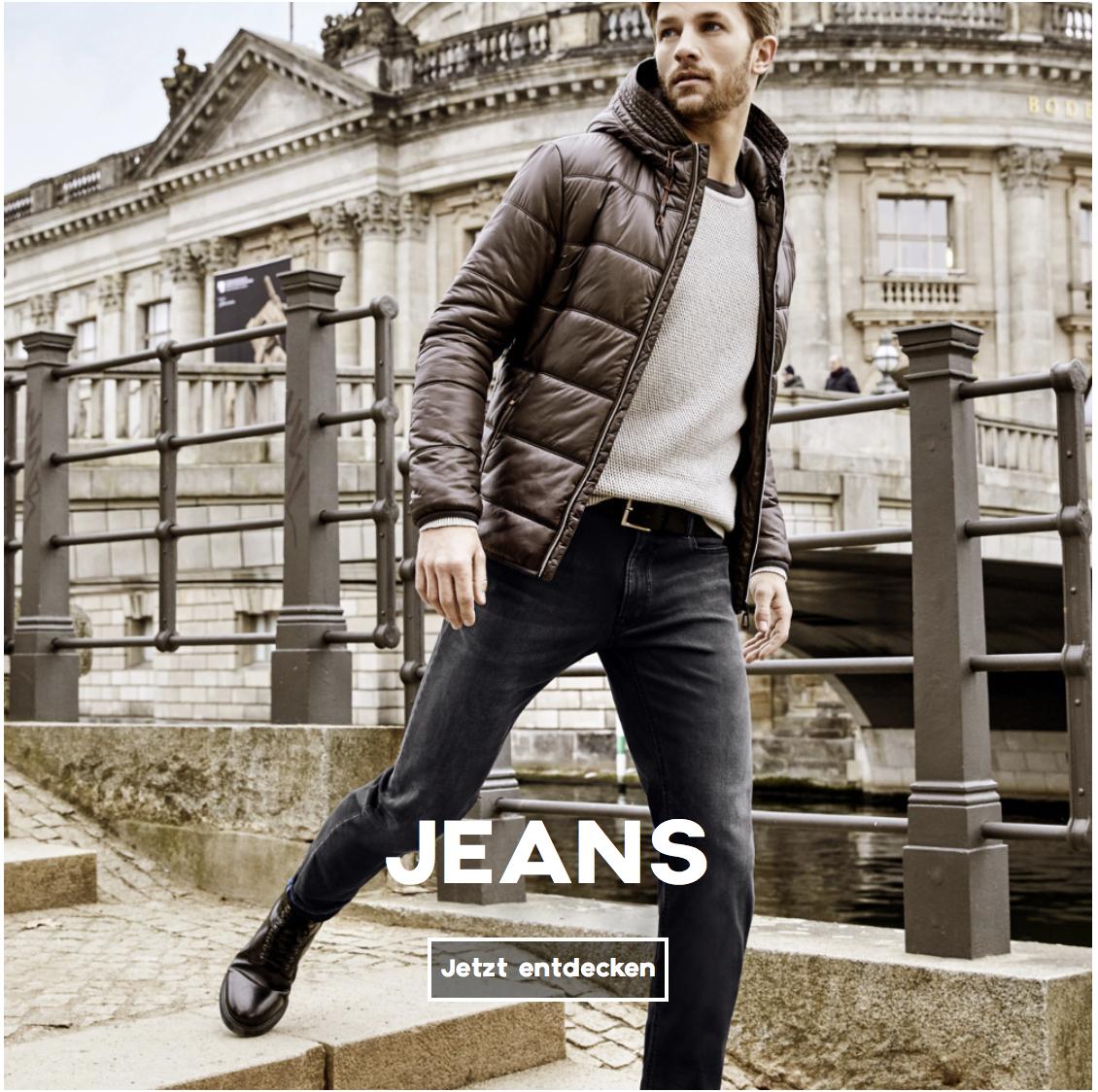 Menswear bei Calamar und Hattic - 15% Rabatt - ohne MBW