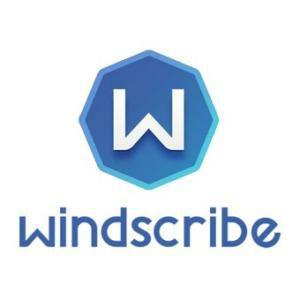 Windscribe VPN - Jeden Monat 20GB lebenslang kostenlos