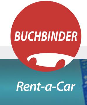 Buchbinder Autovermietung - 20% Rabatt - ohne MBW