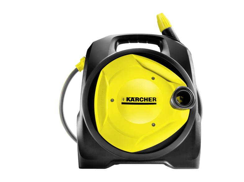 KÄRCHER 2.645-210.0 Compact Reel CR 3.110 Indoor-Schlauchaufroller für 5 € [Media Markt bei Abholung]