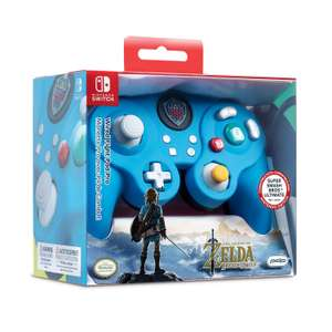 PDP Nintendo Switch Wired Fight Pad Pro (Link & Mario) für je 19,05€ (Amazon US)