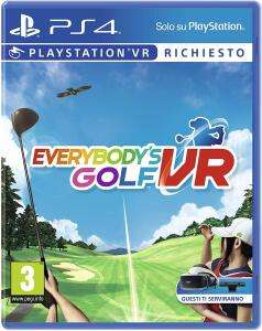 Everybody's Golf VR (PS4) für 14,70€ (Base.com & SimplyGames)