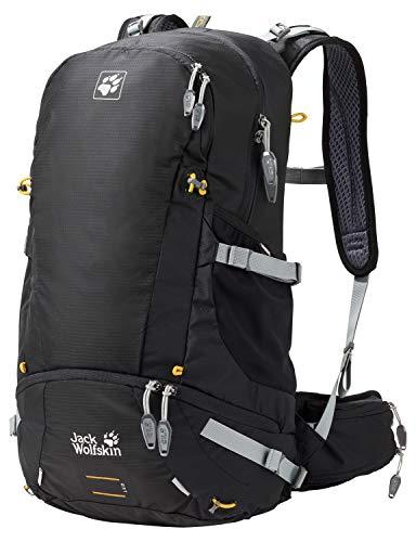 Amazon - Jack Wolfskin Moab Jam 34 Wandern Outdoor Trekking Rucksack, black, 57x34x9 cm 59,98 Euro