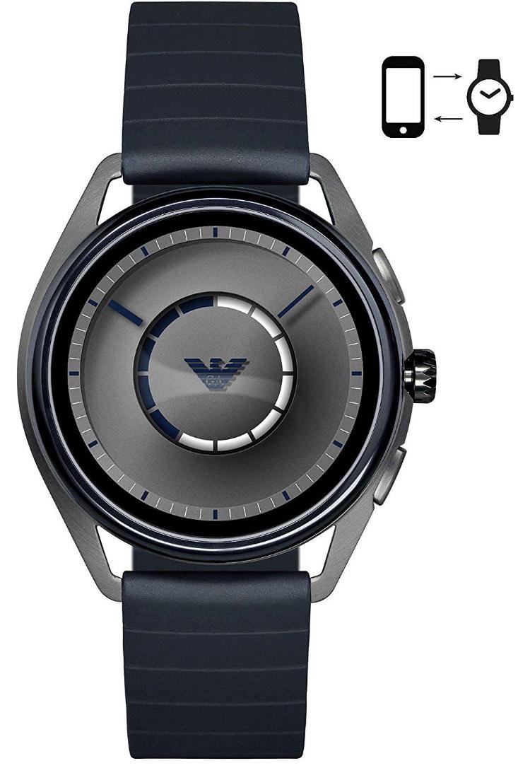 "Armani Watches Connected Herren Touchscreen Smartwatch ""ART5008"" 4. Generation"
