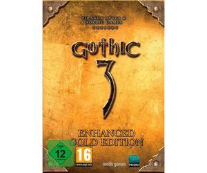 [SORRY, kein Steam, Download] Gothic 3 Gold bei Gamersgate für 3,74€