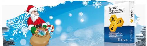 Am 23. Dezember: TuneUp Utilities 2013 für 9,95 EUR statt 39,95 EUR
