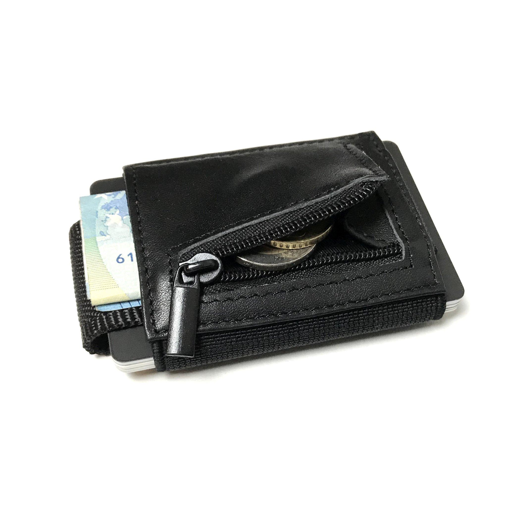 25% AUF ALLES - Mini Kreditkartenetui mit Rfid Schutz + Geschenkbox