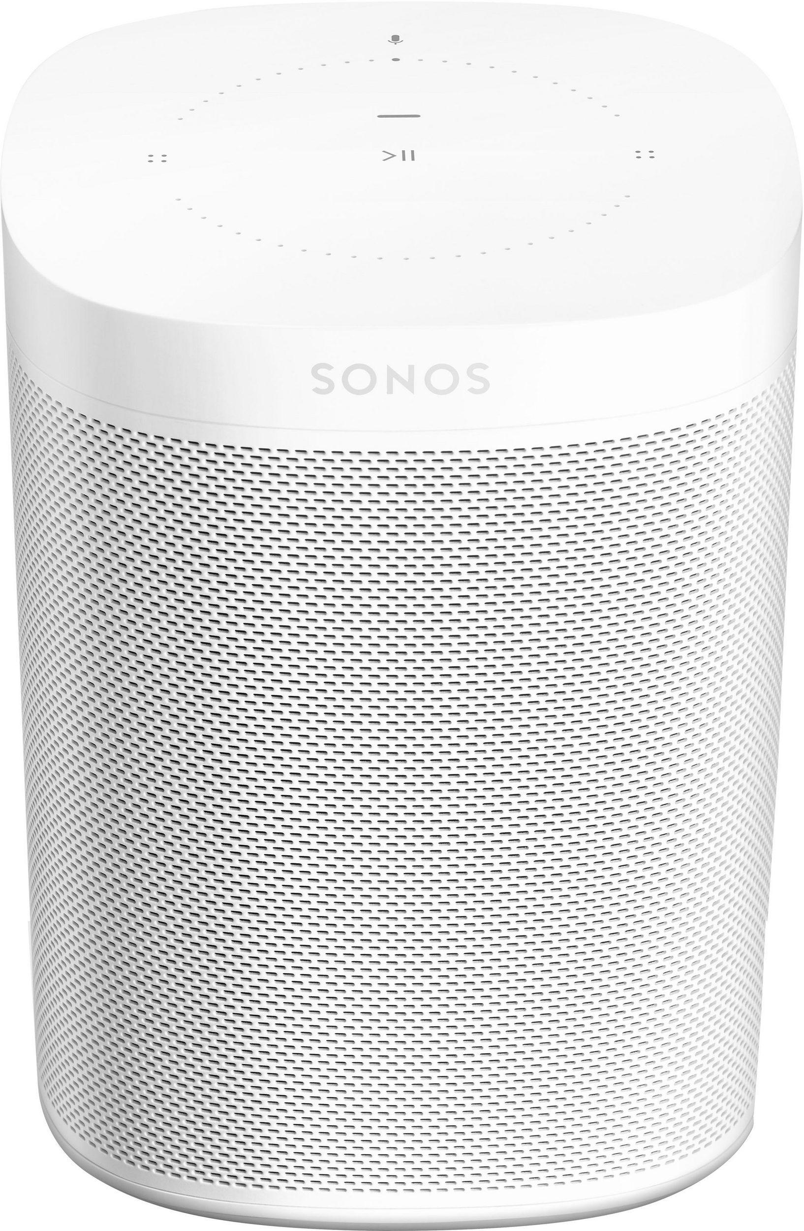 Sonos One 2. Gen Smart Speaker schwarz/weiss für 169€ inkl. Versandkosten