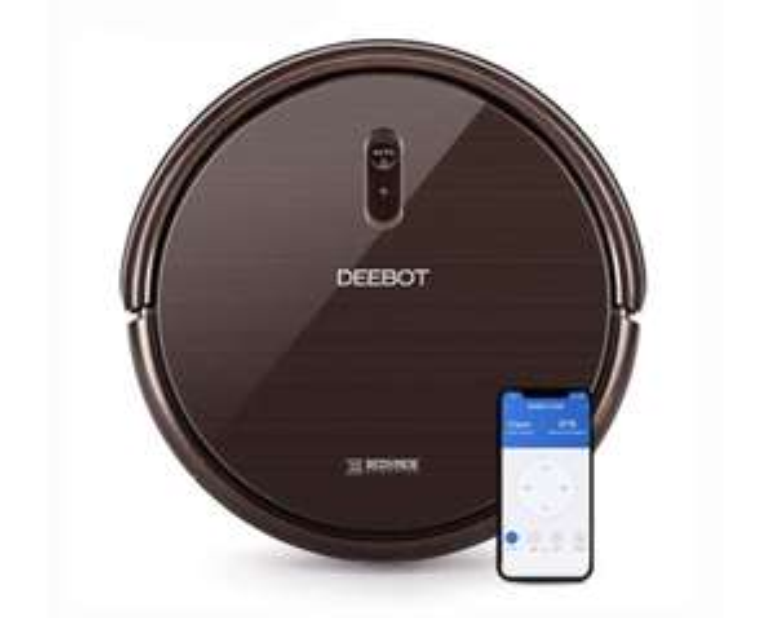 Ecovacs Deebot N79S Saugroboter (gebraucht - sehr gut) @ Amazon Warehouse Deals [Neupreis ab 169,-€ (idealo)]