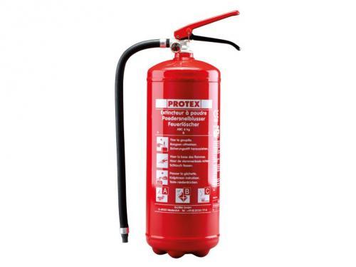 [Offline] Protex Feuerlöscher 6kg mit Manometer bei LIDL