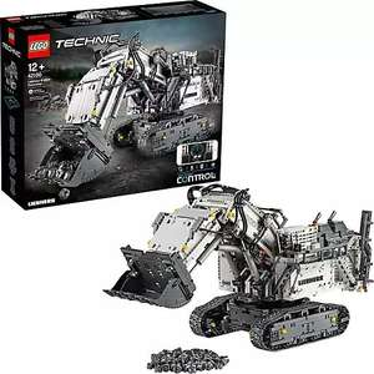 [myToys+Paydirekt] LEGO 42100 Technic: Liebherr Bagger R 9800 und 1769 Punkten bei Payback (Rechnerisch 303,25€)