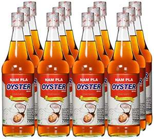 [Prime] Oyster Brand Fischsauce, 12er Pack (12 x 700 ml)