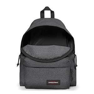 Eastpak Padded Pak'R Rucksack, 40 cm, 24 L, Grau (Black Denim)