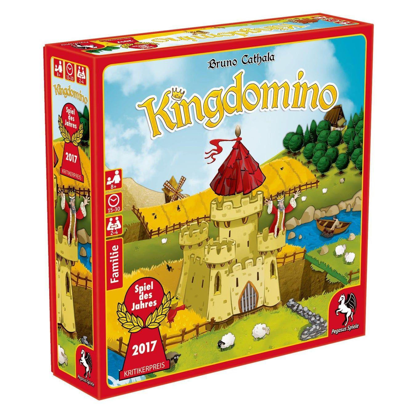 Brettspiel Kingdomino (bei Abholung je nach Verfügbarkeit)