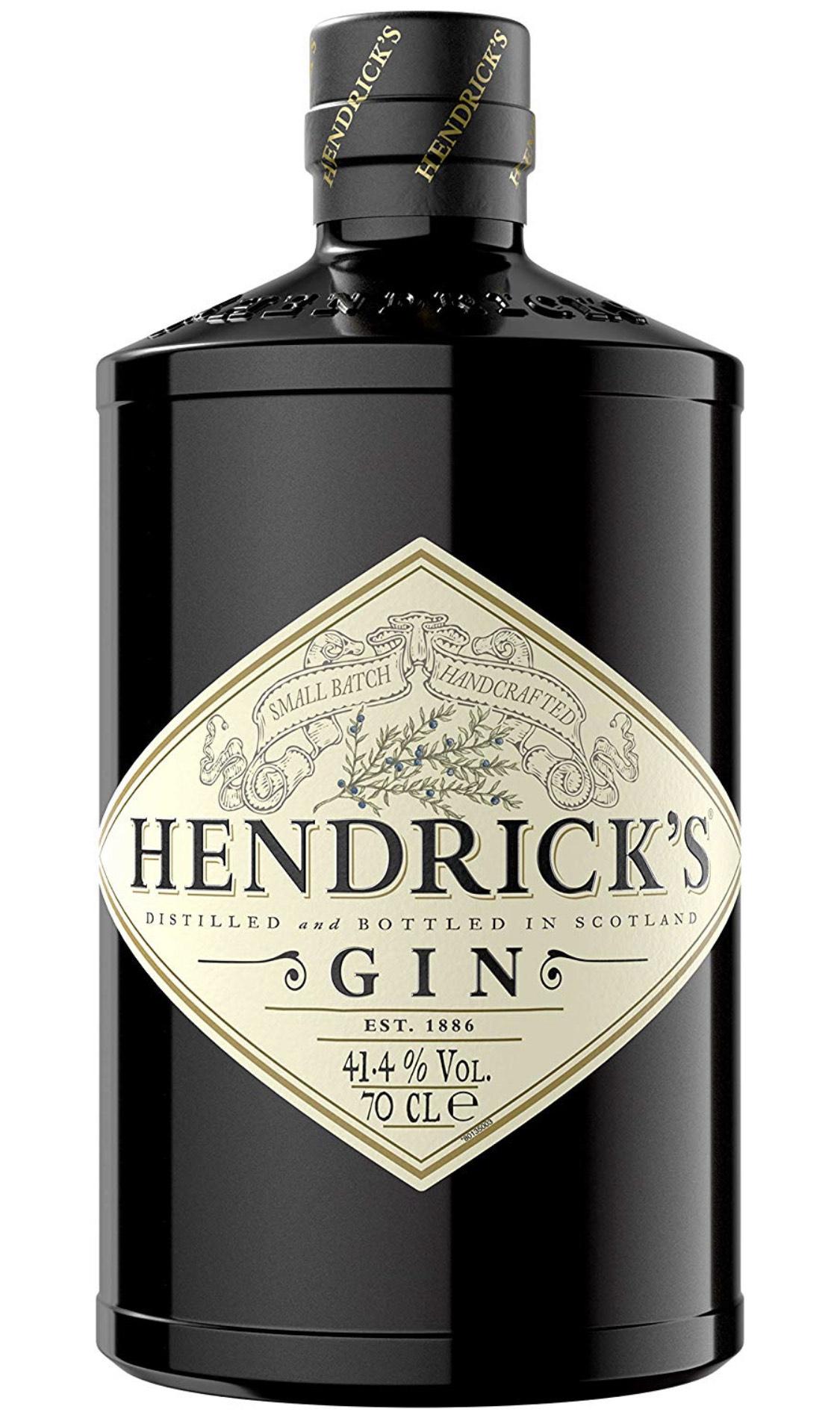 [Amazon Prime] Hendrick's Gin, 0.7 l, 44% Vol.