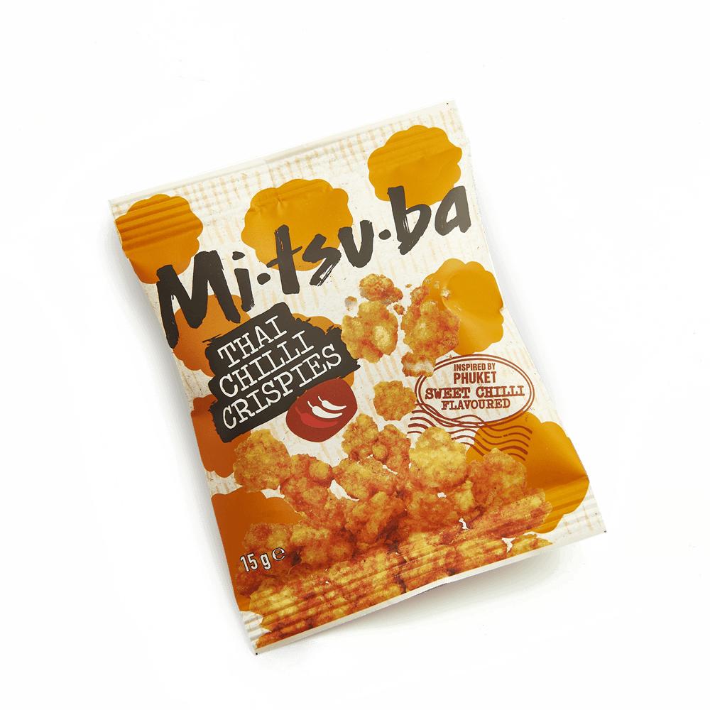 Mitsuba - Kostenlose Snackprobe