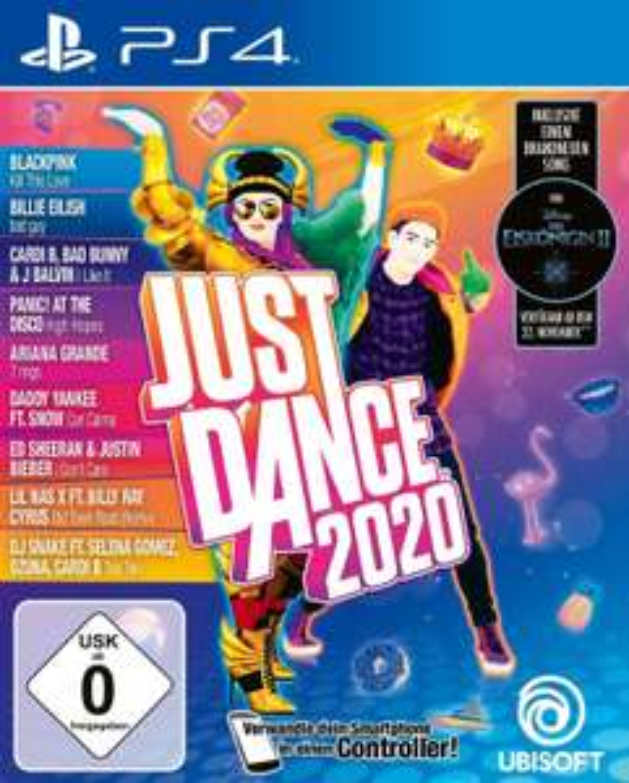Just Dance 2020 (PS4 & Xbox One) für je 29,99€ (Amazon)