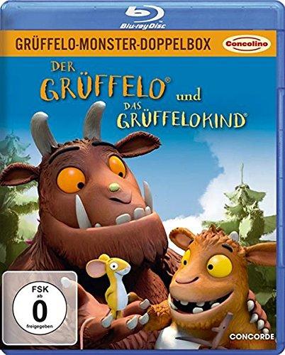 [Prime] Grüffelo-Monster-Doppelbox - Der Grüffelo und Das Grüffelokind - (Blu-ray)